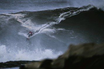 Red Bull Cape Fear Surfing Contest Was Insane