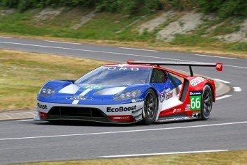 Ford Takes Ferrari at LeMans