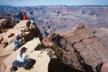 Woman Falls to Death Off Iconic Grand Canyon Lookout