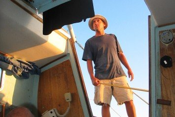 Adventures in River Sailing Without an Engine