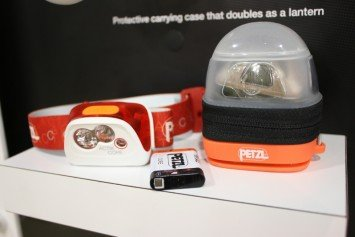 Petzl Actik Core Headlamp Recharges and Doubles as Lantern
