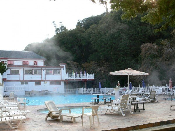 ca-hot springs