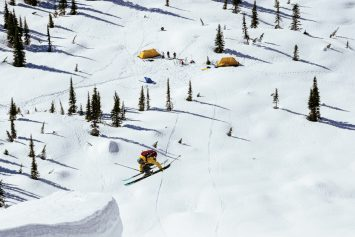 Pro Skiers Shred National Parks in New Film Monumental