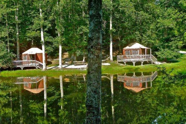 yurts-pond