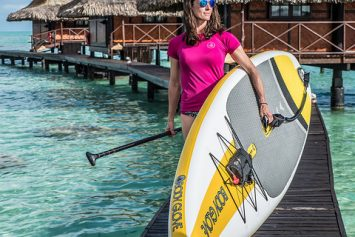 Body Glove Performer 11 Delivers Stylish Inflatable SUP