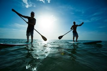 Paddle Sports Fastest Growing Outdoors Activity