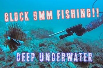 Production Crew Builds Glock that Shoots Underwater