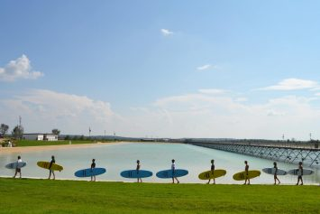 Texas Could Get Another Wave Pool