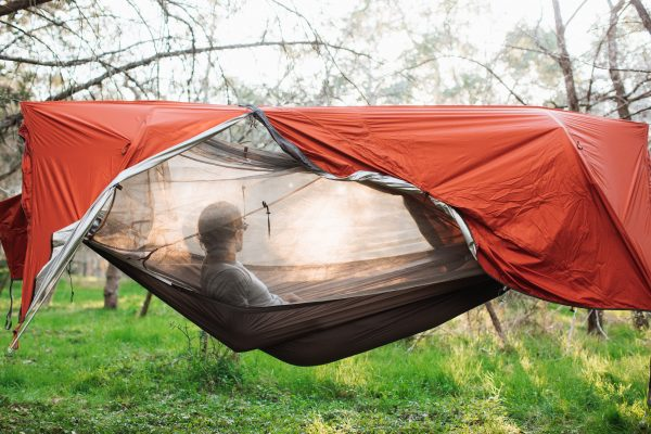 Sunda All-in-One Tent Hammock Lands Big on Kickstarter & Sunda All-in-One Tent Hammock Lands Big on Kickstarter - LiveOutdoors
