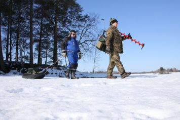 4 Tips to Prepare for Ice Fishing Season