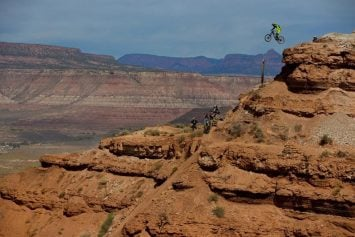 Watch Brandon Semenuk's Winning Red Bull Rampage Run