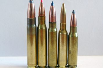 4 Best Rifle Cartridges For Hunting North American Big Game