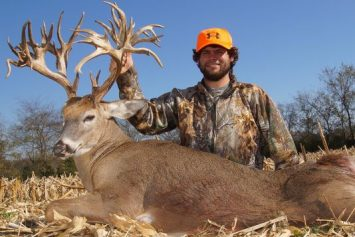 Possible World Record Deer Hunted in Tennessee