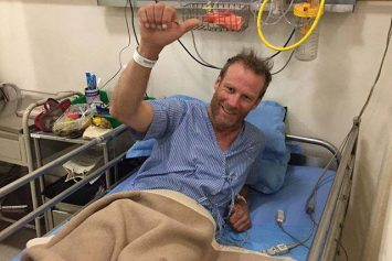 Conrad Anker Recovers From Heart Attack at 20,000 Feet