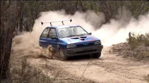 ford festiva launch