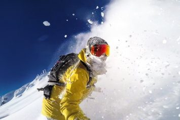 Gold Medalist Female Shredders Take on Chilean Andes in Latest GoPro Video