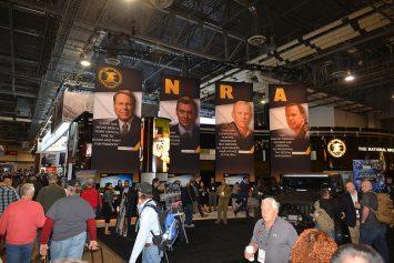 SHOT Show 2017 Hits Vegas-Jan-16-20