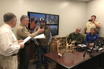 New World Record Whitetail Deer Officially Scored in Tennessee