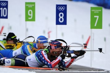 The Logical Explanation for Biathlon: Skiing and Shooting Olympic Sport