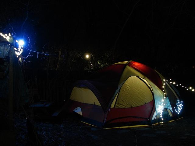Tent LEDs