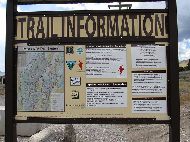 Paiute Trail System