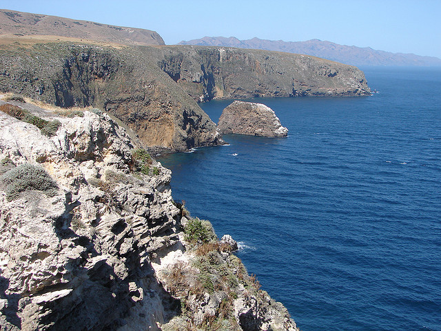 Santa Cruz Island, California