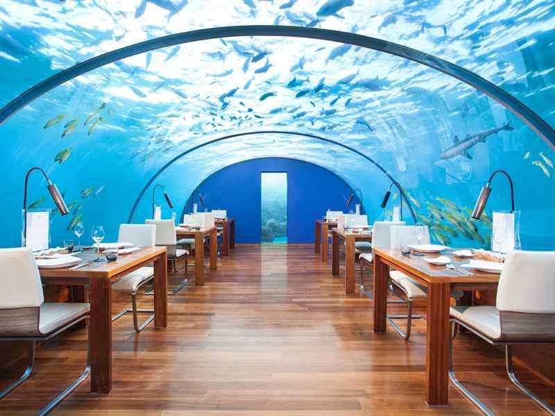 Hilton Conrad Maldives