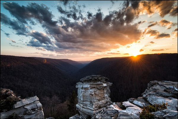 Blackwater Canyon Trail, West Virginia