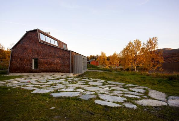 Fjallnas in Malmagen, Sweden