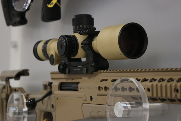 Hensoldt Military-grade Scopes